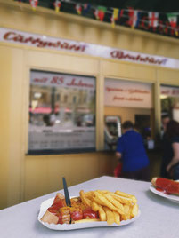 Top 5 currywurst spots in Berlin