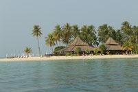 Die schönsten Inseln bereisen Sie mit Inselhopping am besten.