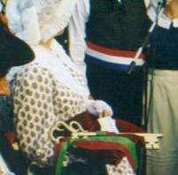 Reine de la Félibrée