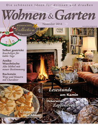 Wohnen & Garten 11/2014