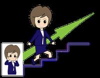 メディアックパソコンスクール生田教室は実践指導で大きくステップアップを図ります。