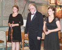Kunigunde Schauerte, Ulrich Schauerte und Anna Magadalena Schauerte