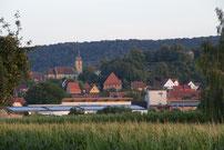 Kommunen der Kommunalen Allianz A7 Franken West