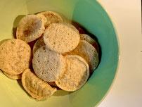Der Proweightless Crispy-Rote-Beeren-Riegel