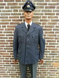 Regiopolitie Niedersachsen, hoofdagent, 1970 - 1980