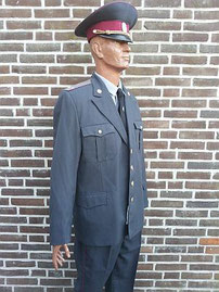 Militia, agent, tot 1989