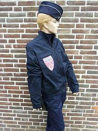 Veiligheidstroepen Republiek Frankijk, oproerpolitie