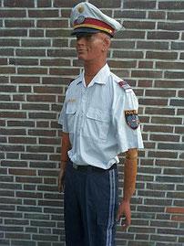 Federale politie, groepsinspecteur, zomershirt