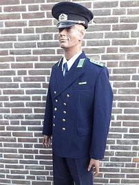 Volkspolitie, waterpolitie, hoofdagent, 1980 - 1989