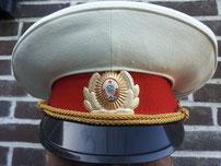 Militia, tot 1991, zomerpet