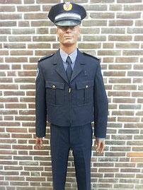 Nationale Politie, dagelijks tenue, 1991 - 2001
