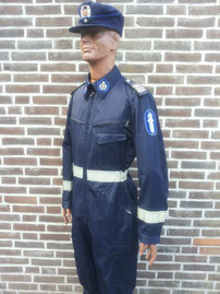 Nationale politie, trainingsoverall