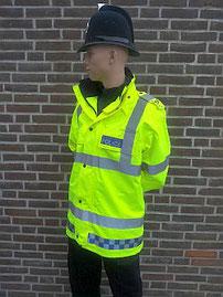 Politie Greater Manchester, brigadier, 2002 - 2004, verkeersafdeling