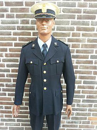 Nationale politie, agent, pre 2001