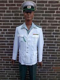 Volkspolitie, afdeling verkeer, hoofdagent, 1967 - 1977