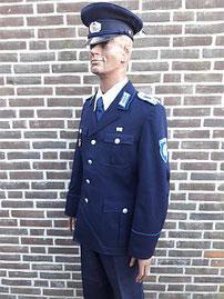 Volkspolitie, spoorwegpolitie, agent, 1980 - 1989