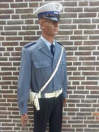 Nationale politie, verkeersafdeling, onderofficier, 1995 - 2001