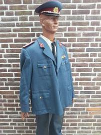 Nationale militie, junior luitenant, 1946 - 1990