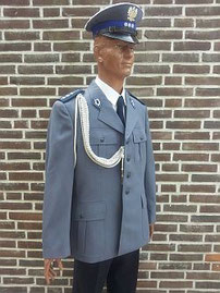 Nationale politie, ondersteunende diensten, onderofficier, 1995 - 2001