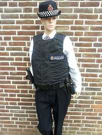 Politie Greater Manchester, agent
