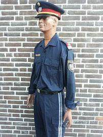 Federale politie, groepsinspecteur, wintershirt