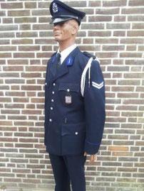 Gemeentepolitie Brugge, brigadier