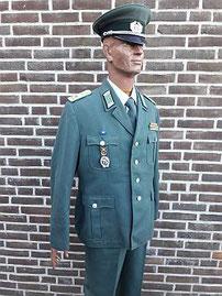 Volkspolitie, landdienst, kapitein, 1968 - 1989