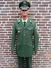 Federale politie, inspecteur GSP SuD, 1951 - 2000
