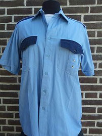 Nationale politie, M95 zomer shirt, 1992 - ....