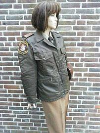 Brits Columbia, sheriff