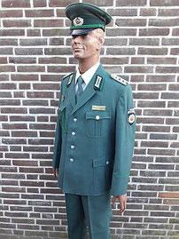 Volkspolitie, landdienst, hoofdagent, 1980 - 1989