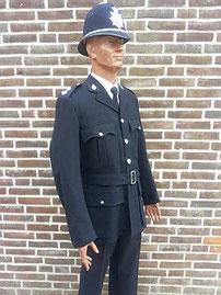 Politie North Yorkshire, hoofdinspecteur