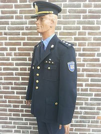 Nationale politie, kapitein