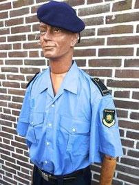 Nationale politie, agent met 5 dienstjaren