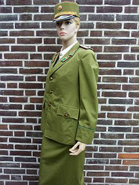 Volkspolitie, 1e luitenant