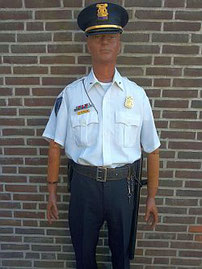 Port Huron, inspecteur, Michigan