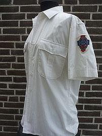 Politie Nederlandse Antillen, zomershirt