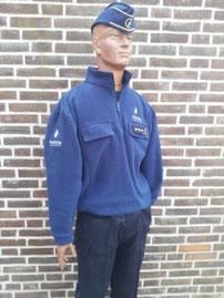 Lokale politie, hoofdinspecteur, dagelijks tenue, vanaf 2001