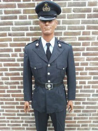 Nationale gendarmerie, agent