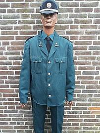Nationale politie Vlinius, agent
