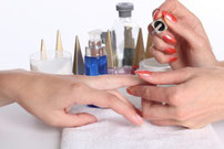 soins pieds mains vernis gel bio naturel énergétique esthétique  huile essentielles bon cadeau lyon9