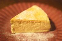 ミルキーチーズケーキ