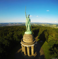 Hermannsdenkmal in Detmold