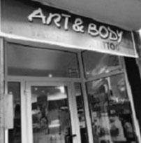 Art & Body Tattoostudio Tätowierer Köln Unser Studio Rudolphplatz