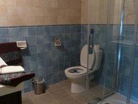 """cuarto de baño, habitacion """"Invierno"""""""