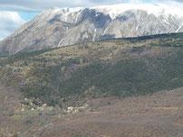 Turbon mountain and Visalibons