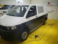 Dachfolierung Carwrap durch Firma Wrap Expert