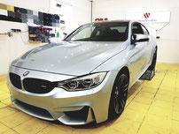 BMW vollfolierung Wrap Expert Lübeck