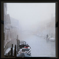 Beispiel: Nebel im Kanal Venedig