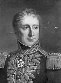 Général Mouton Duvernet, commandant la 42ème division d'infanterie